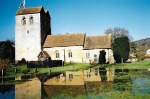 The Churchyard Pond